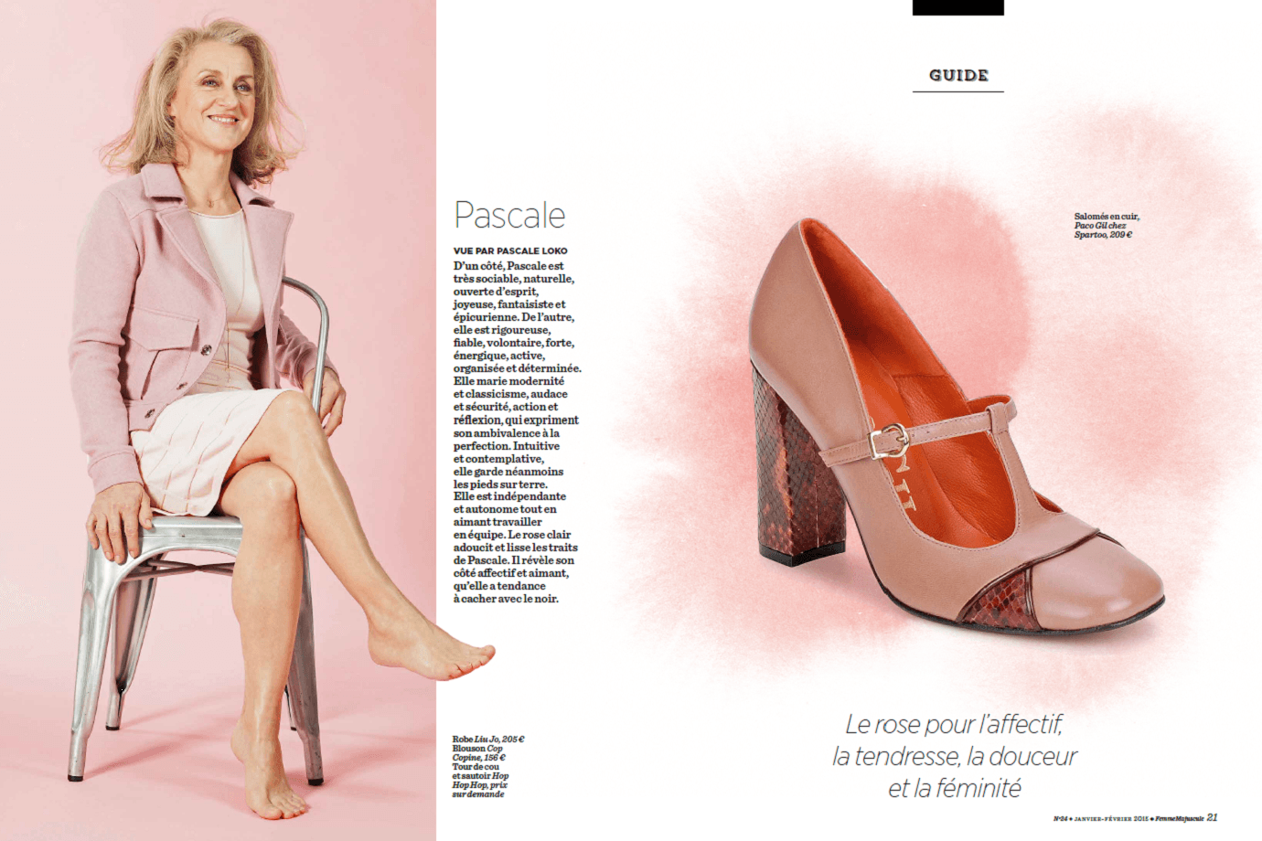 Reportage couleurs Femme Majuscule 24_ Pascale
