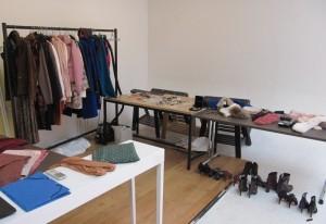 Espace stylisme shooting reportage couleurs Femme Majuscule_Votre Image en Lumiere