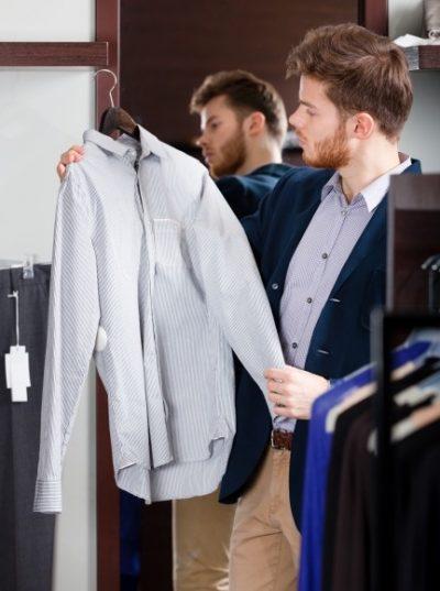 Bien s'habiller en achetant moins de vêtements - homme