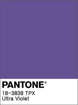 ultra violet pantone 2018-18-3838TPX