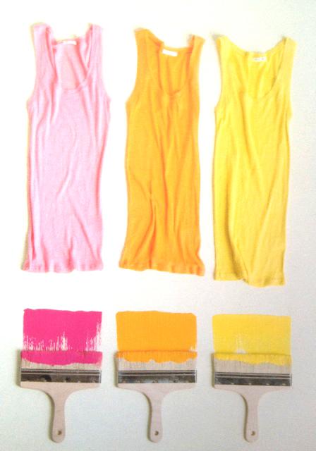 Tops colorés American Vintage