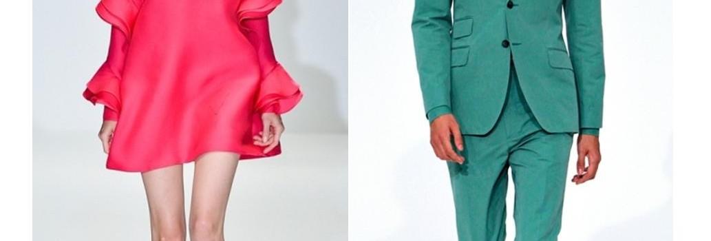 Paul Smith & Carlos Campos_Poppy red & Emerald