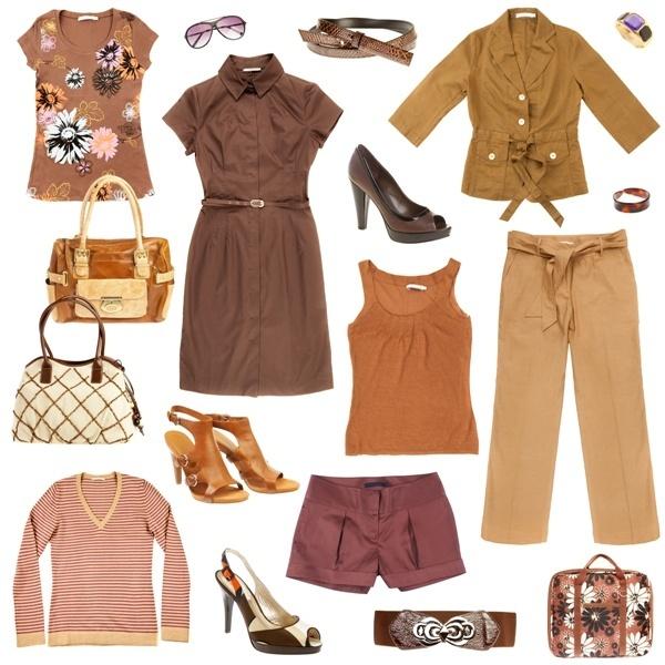 étude du style vestimentaire féminin