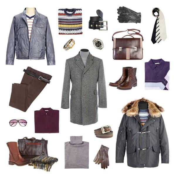 étude du style vestimentaire masculin