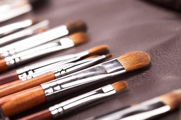set de pinceaux maquillage professionnel