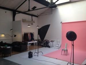 Studio photo Paris 17