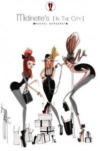 """illustration """"Les Midinettes"""" de Rachel Bergeret"""