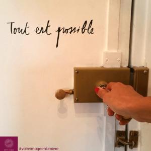"""""""Tout est possible"""" - vœux 2017"""