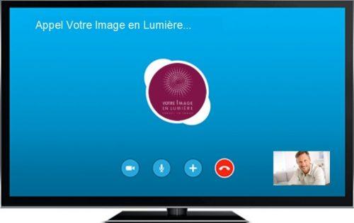 E-coaching séances de Conseil en image en ligne avec Votre Image en Lumière
