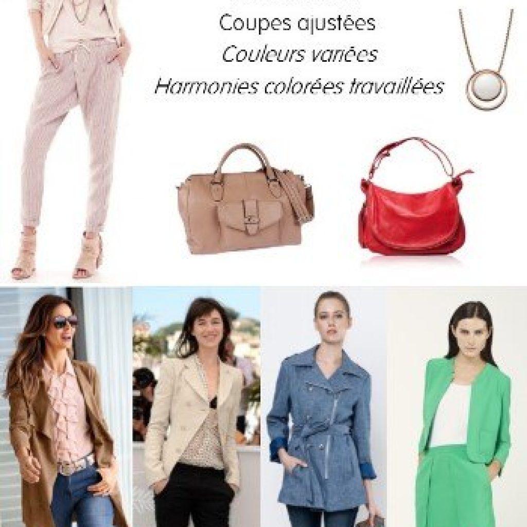style vestimentaire femme - conseil en image en ligne