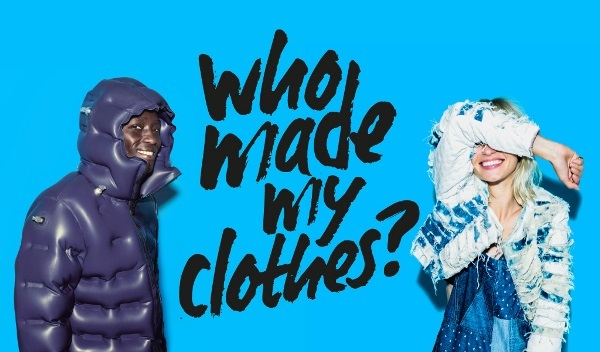 Who made my clothes - Fashion Revolution - mode ethique
