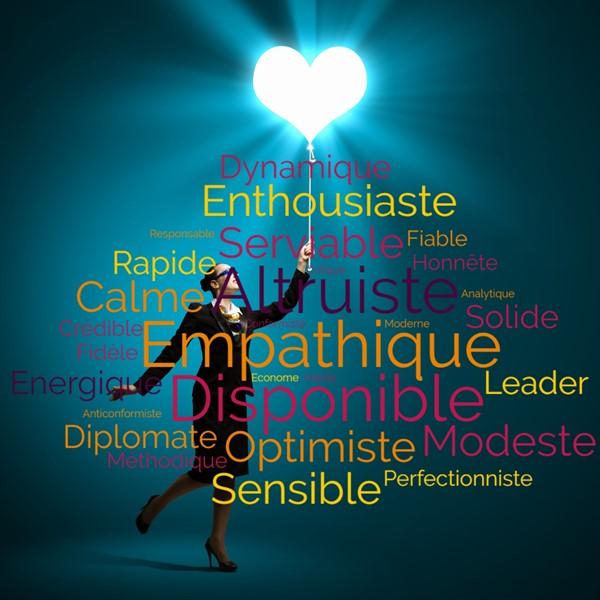 identifiez vos qualités pour vous construire une image valorisante
