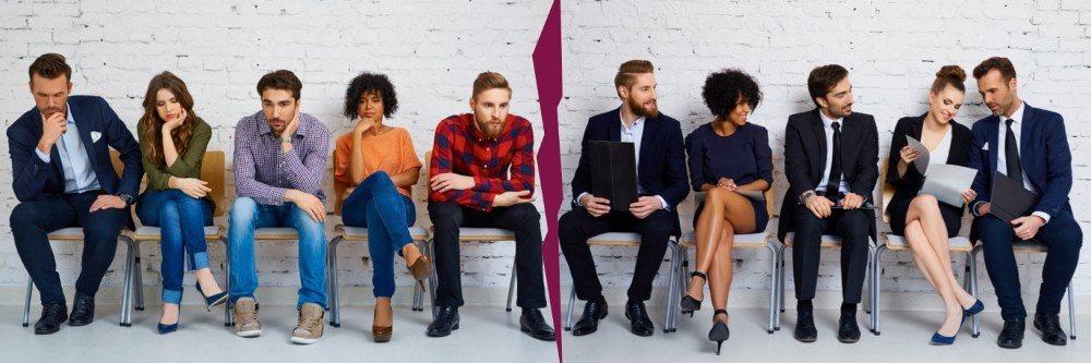 Réussite en insertion professionnelle grâce au conseil en image - faire une bonne impression en entretien d'embauche