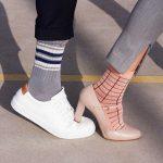 chaussettes écoresponsables Qnoop pour femme et homme