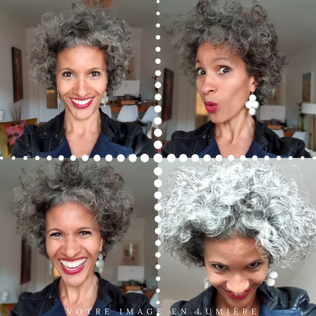 Assumez vos cheveux blancs en 7 étapes